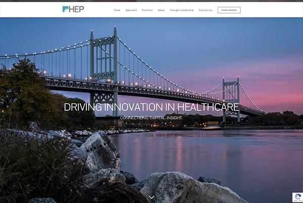 HEP Fund – Website