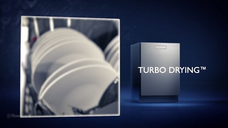 ASKO Turbo Drying Feature