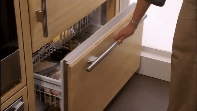 Built-In Refrigeration Quick Start