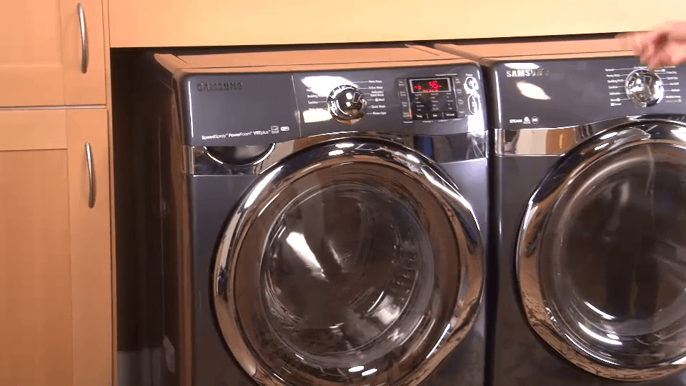 Samsung: Front-Load Laundry