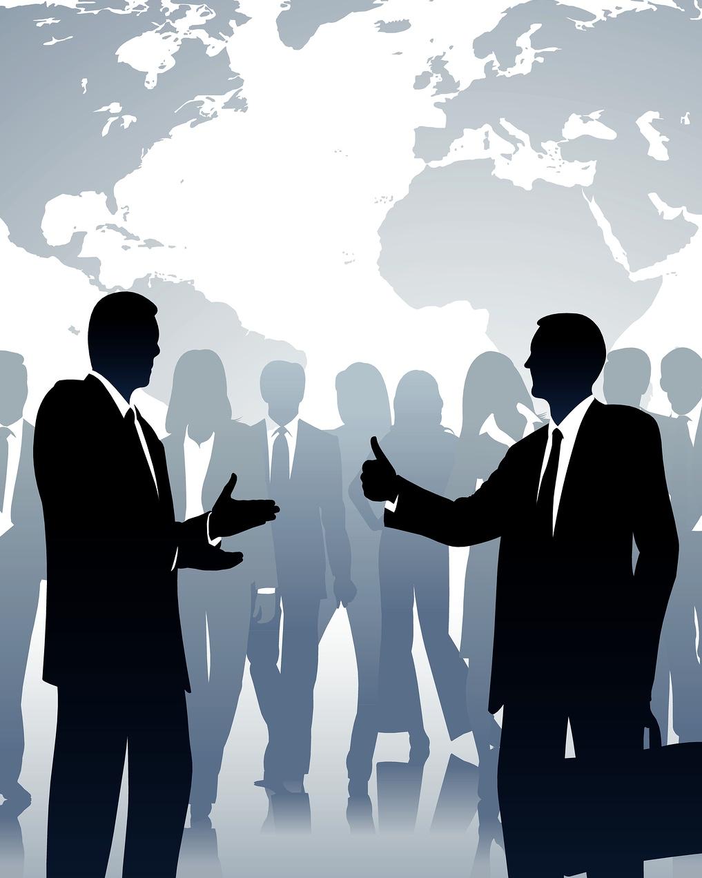 Global professional network