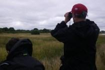 Spotting Ospreys from Threave Island (c) Sally Hutt