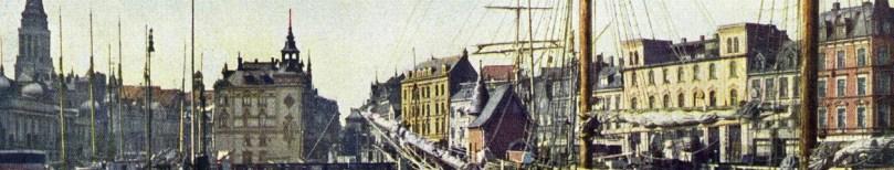 Bootshafen um 1915