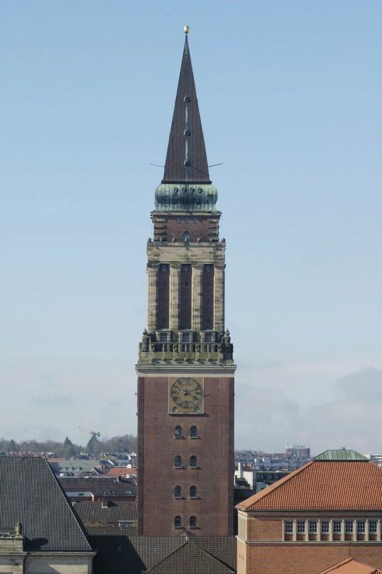 2011 Rathausturm - Blick vom Bankhaus HSH Nordbank
