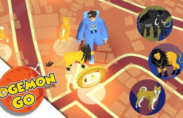Hỏi Đáp DogemonGo - Lộ trình phát triển game DogemonGo