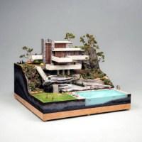 [Video] Fallingwater / Biệt thự trên thác ở Pennsylvania, Mỹ - Frank Lloyd Wright
