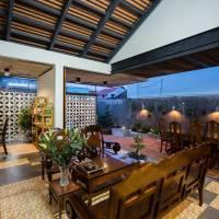 Nhà Nửa Mái | Vĩnh Long - AD+ Studio