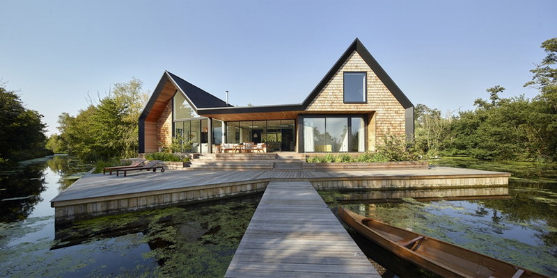 Backwater | Nhà ở Norfolk, Anh – Platform 5 Architects