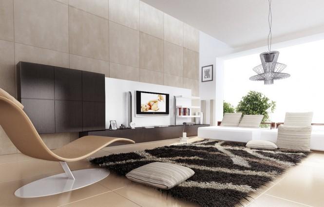 An-tuong-voi-mau-decor-phong-khach-hien-dai-3 Ấn tượng với thiết kế phòng khách hiện đại