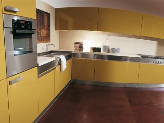 sac-vang-cho-can-bep-mua-thu-6 Sắc vàng cho căn bếp mùa thu