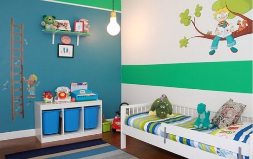 adding-emerald-elements-to-a-kids-room