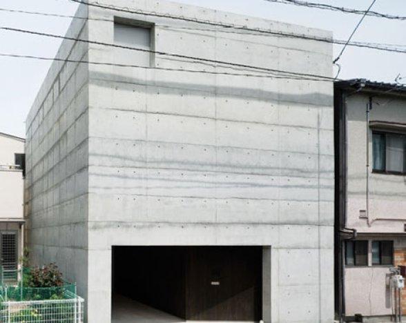Nhà Minamimachi thiết kế bởi Suppose Design Office