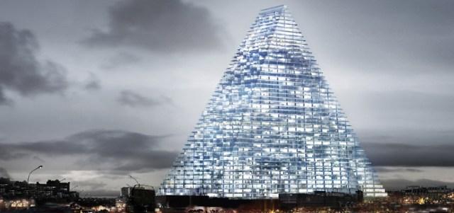 Tour Triangle sẽ che phủ đường chân trời phía Nam của Paris