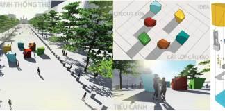 Kết quả cuộc thi thiết kế nhà vệ sinh công cộng