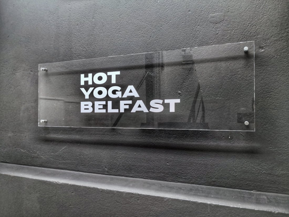 Hot yoga belfast