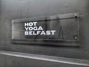 Hot yoga belfast