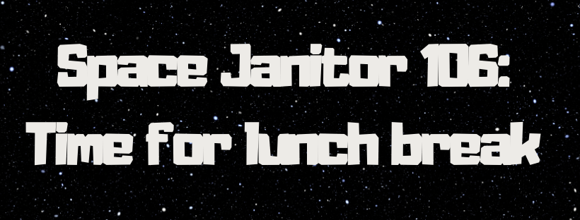Space Janitor 106