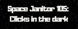 Space Janitor 105