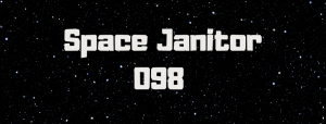 Space Janitor 098