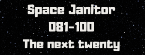 Space Janitor 081-100
