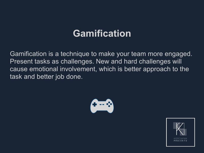 Wskazówka: Gamification