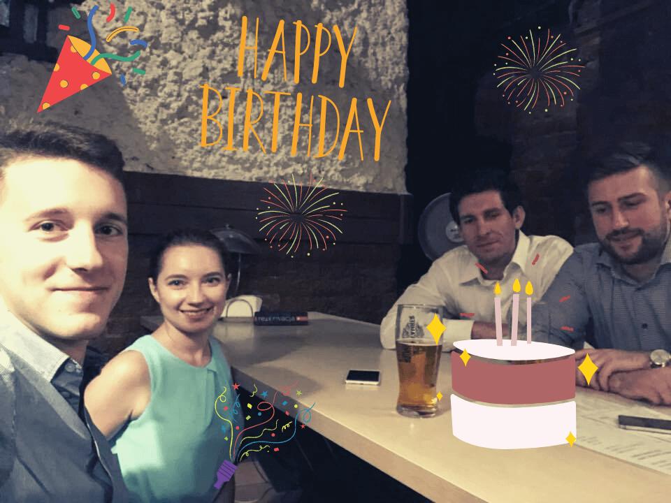 Zapraszamy na4 urodziny bloga Kierownik Projektu!