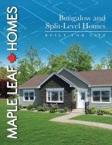 Bungalows Brochure Cover