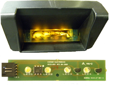K633-BVD LED Replacement Board for Bill Validator in Game King Upright Slot Machines