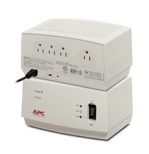 APC LE600 Line Conditioner 600VA