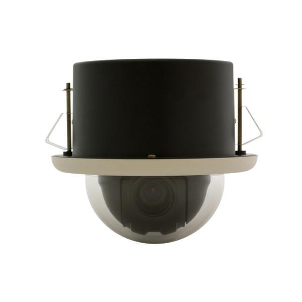 PPC-IS-MT-1004L-I-1105 Auto Tracking, Mini In-Ceiling PTZ Camera