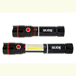Nebo Slyde 6156 2-in-1 LED Flashlight