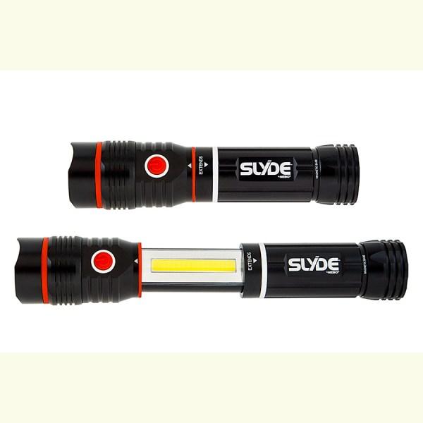 Nebo Slyde 6156 2-in-1 LED Flashlight