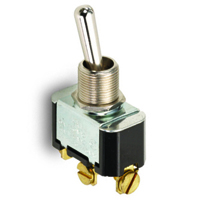 NTE 54-001 Switch Toggle SPST 15A ON-NONE-OFF 125VAC