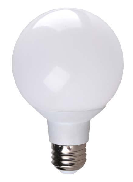 LED Globe Vanity Lights