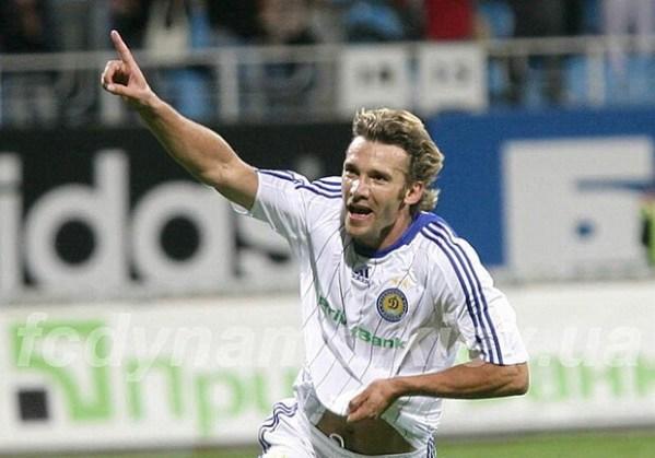 Золотой мяч: звезды украинского футбола предвосхитили весь ...