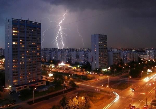 На смену летней жаре идут дождь с грозой - Киев Vgorode.ua