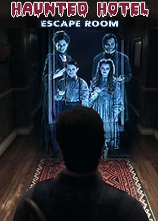 Poster Haunted Hotel