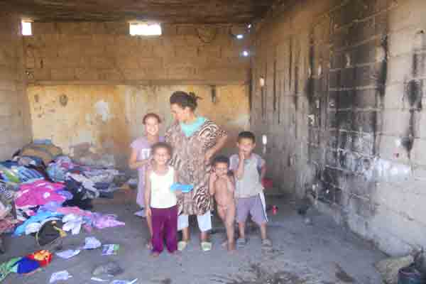 بني ملال.. مختلة تعرضت للاغتصاب عشرات المرات وأنجبت ستة أطفال!!