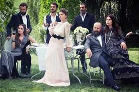 مسلسل حريم السلطان.. الأبطال كما لم تروهم من قبل وظهور ابنة السلطان للمرة الأولى (صور)