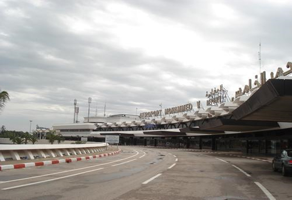 مطار محمد الخامس.. ارتفاع في الحركة
