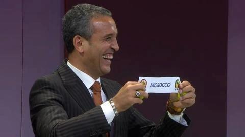 كأس إفريقيا للأمم 2013.. المغرب في المجموعة الأولى مع البلد المضيف