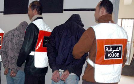 تاجر مخدرات اعتقل في مكناس.. حطم الرقم القياسي في مذكرات البحث عنه!!