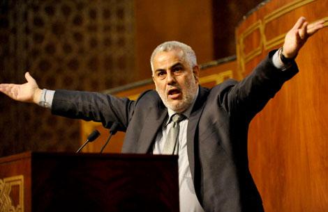 """بسبب وصفه بـ""""مرسي المغرب"""".. ابن كيران غضبان عاوتاني"""