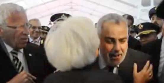 """بنكيران وزوجة السفير الأمريكي.. المؤمن """"لا يبوس"""" من الجحر مرتين!!"""