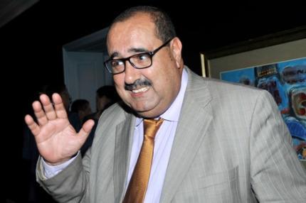 عمان.. محمود عباس يستقبل إدريس لشكر