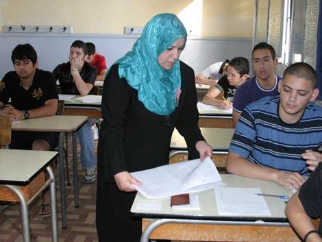 امتحان 3 أيام تدبيرو عام.. امتحانات الباك أيام 11 و12 و13 يونيو
