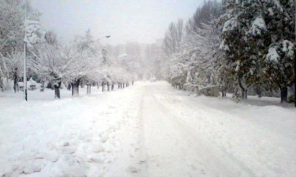 راكم معلومين.. أمطار وثلوج هذا الأسبوع
