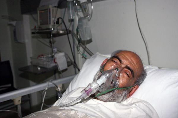 بعد ضيق تنفس.. محمد مجد في المستشفى (صور)