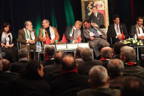 لقاء.. الفلسطينيون يبحثون عن المصالحة في الصخيرات