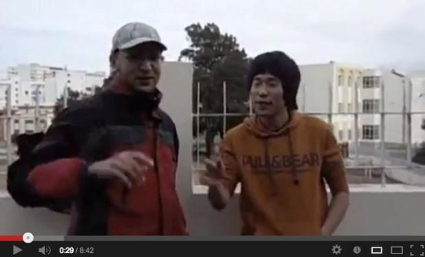 طنجة.. تايواني يتكلم الدارجة